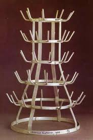 duchamp readymade bottle rack