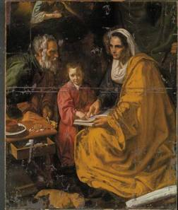 262-Velazquez-The-Education-of-the-Virgin